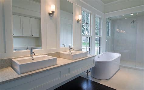 How To Decorate Modern Bathroom Design Home Design Contemporary Modern Bathrooms