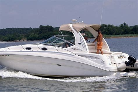 sea ray boats for rent rent a sea ray sundancer 38 motorboat in jersey city nj