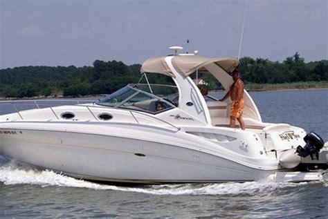 sea ray boats nj rent a sea ray sundancer 38 motorboat in jersey city nj