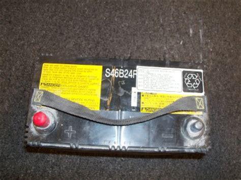 Toyota Prius 12v Battery 2004 2011 New Oem Toyota Prius 12v Battery 28800 21170
