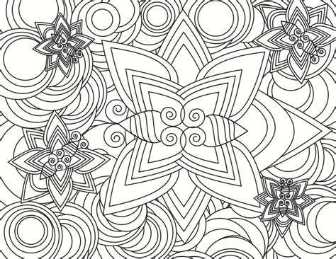coloring pages of cool patterns geometric design coloring pages az coloring pages