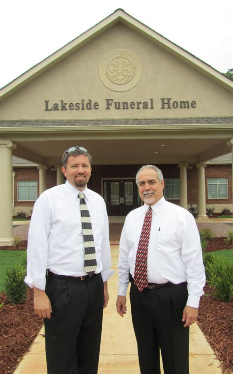 lakeside funeral home now serving families in