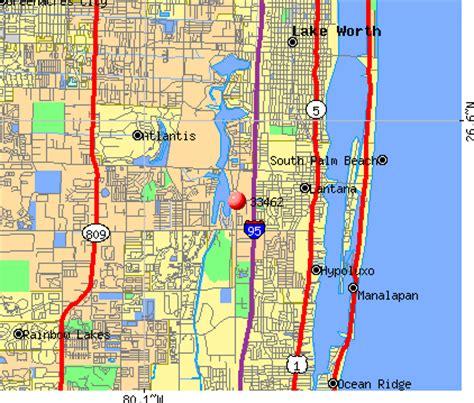 atlantis florida map 33462 zip code lantana florida profile homes