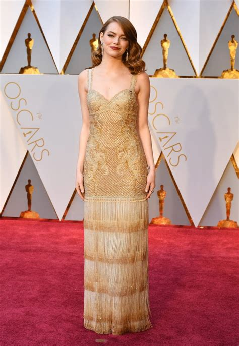 emma stone oscar oscars 2017 red carpet live updates coverage oscars