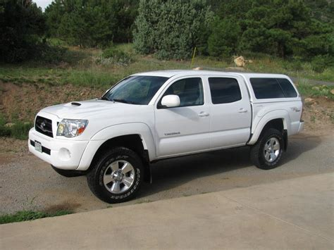 Topper For Toyota Tacoma Just Got My Leer Topper Tacoma World