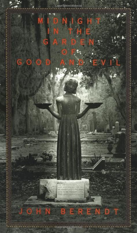 Midnight In The Garden Of And Evil by Midnight In The Garden Of God And Evil Library