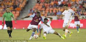 Barnes Houston Dynamo Aston Villa Round Off Texas Tour With Win As Joe Bennett