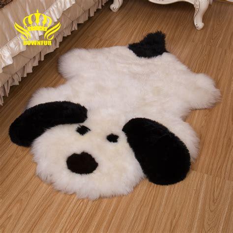 sheepskin rug for dogs rownfur 100 sheepskin rugs carpets lovely dogs for room living room floor mats