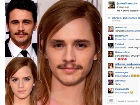 emma watson james franco james franco envisions his love child with emma watson