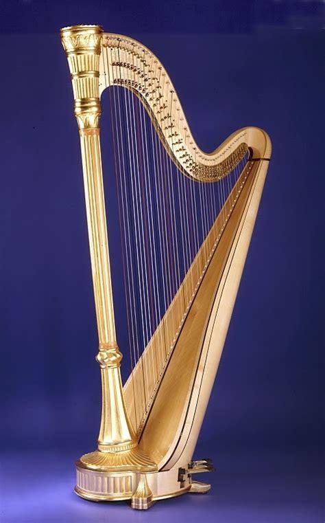 Harpa Alat Musik Harpa