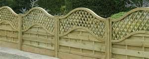 Wooden Trellis Panels Wood Trellis Fences The Norlap Fencing Company In