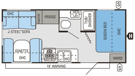 c floor plans 2014 jay flight floorplans prices jayco inc