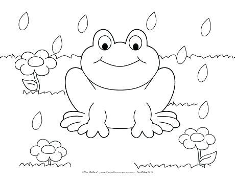 free coloring pages for preschoolers spring free color by number pages for kindergarten as springtime