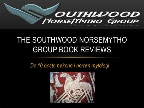 Book Review How Will I By Oflanagan by De 10 Beste B 248 Kene I Norr 248 N Mytologi The Southwood