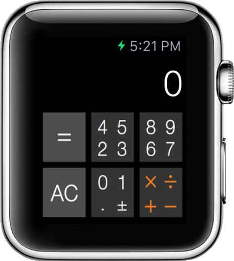 calculator on apple watch 6 calculator apps for apple watch the mac observer