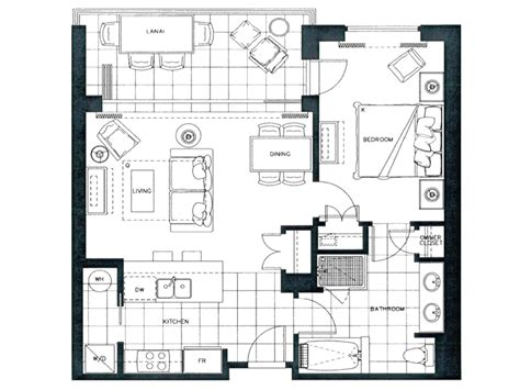 honua kai floor plan property detail kbm hawaii