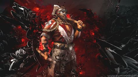 for honor berserker viking wallpaper syanart exclusive