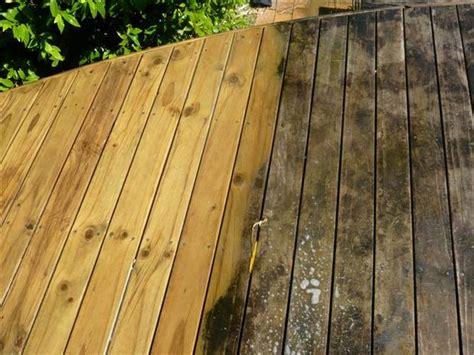 remove mildew  wood decking woca denmark