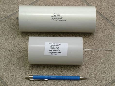 hv capacitors high voltage