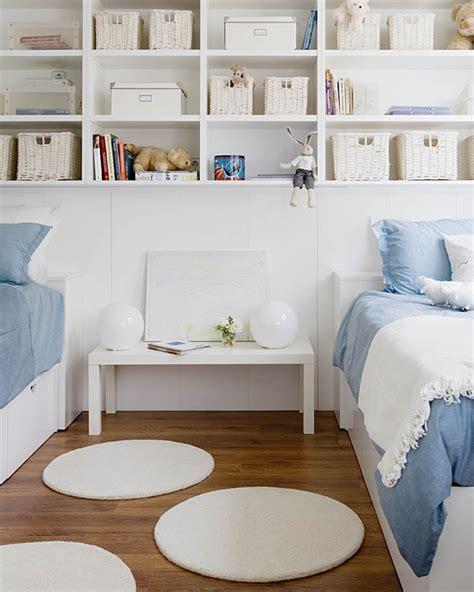 dormitorios infantiles compatidos ideas para una buena
