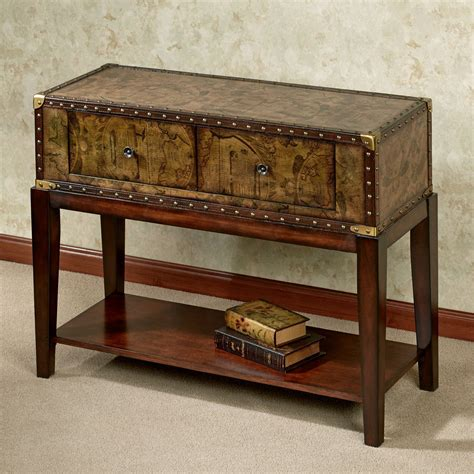 maps console travis world map console table
