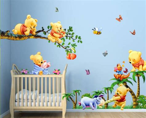 winnie the pooh bedroom wallpaper man made room wallpapers desktop phone tablet awesome desktop awesome wallpapers