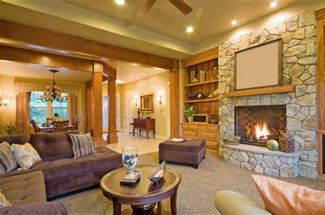 Loft Style 4136 by использование декоративного камня в интерьере гостиной