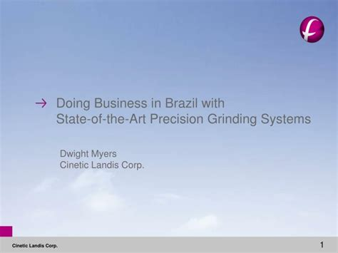 Ppt Doing Business In Brazil With State Of The Art State Of The Presentations