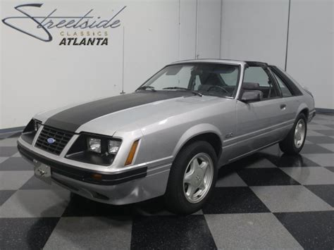 5 0 liter mustang ford mustang 5 0 liter v8 1984 coup 233 sold classicdigest