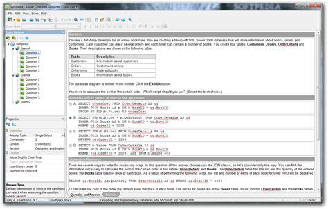 visual certexam manager full version download avanset visual certexam suite 3 2 1 with crack