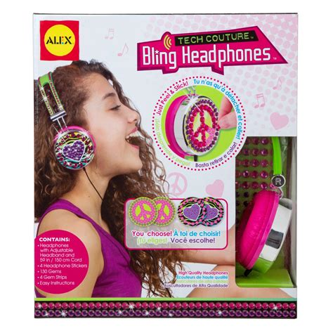 brands target tween girls in bid to keep them as longtime alex toys do it yourself wear couture bling headphones