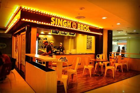 Creative Design Ideas by Designing Qsr Quick Service Restaurants Architectural