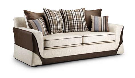 casablanca sofa casablanca 3 seater fabric sofa