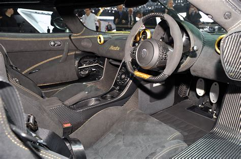 koenigsegg one interior say hello to the koenigsegg agera one 1