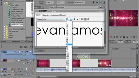 tutorial sony vegas pro 13 avanzado tutorial como hacer video letra en sony vegas pro 13 youtube