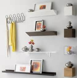 wall decor idea unique ideas for wall shelves decoration ideas