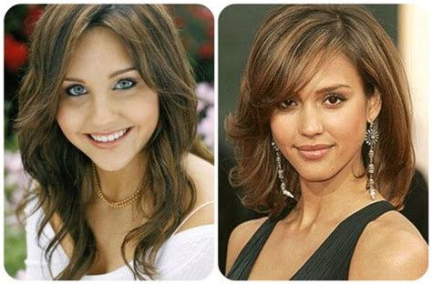 before and after pics of triangle face hairstyles top 153 ideas about my favorite hairstyles wigs on