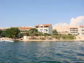 appartamenti a pago croazia croazia isola di pago affito appartamenti
