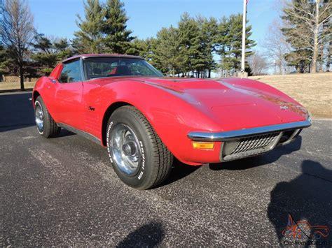 1972 corvette price corvette stingray 1972 454 ebay autos post