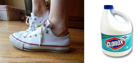 7 ways how to clean white converse