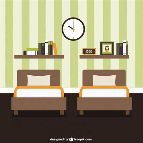Free Bedroom Furniture bedroom furniture decoration vector free download