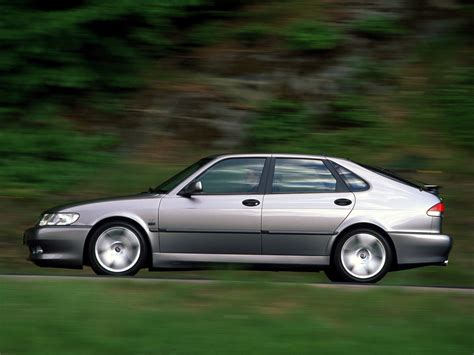 2001 saab 9 3 aero related infomation specifications