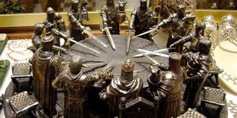 Knights Of The Table King Arthur by Why Choose A Dining Table Frances Hunt