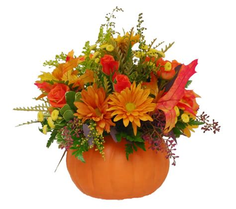 Thanksgiving Flowers by Quelques Liens Utiles