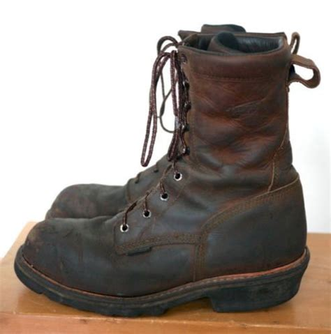 best wing boots best 25 wing lineman boots ideas on