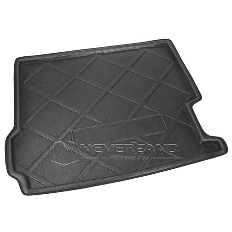 Boot Mat Tray by Rear Trunk Tray Boot Liner Cargo Mat Floor Protector For