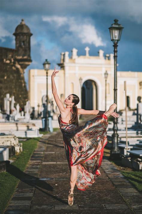 ballet dancers   streets  puerto rico