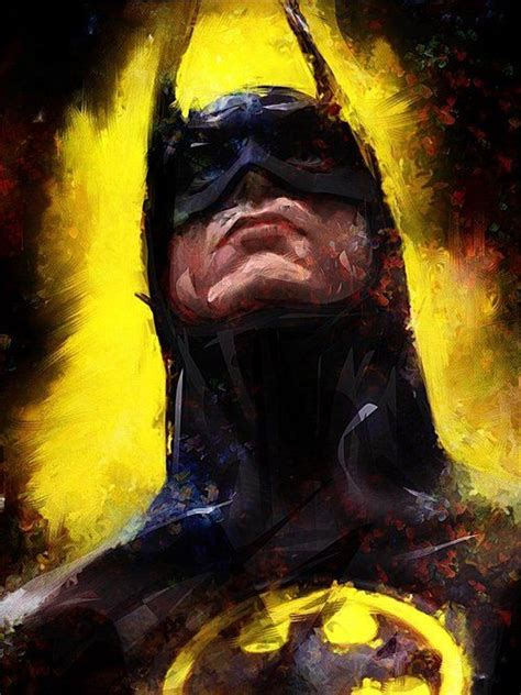 painting batman batman who is this artist where is this is this on