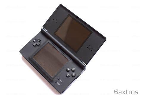 console nintendo ds nintendo ds lite black console baxtros