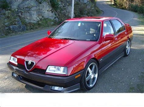 1991 Alfa Romeo 164 by Giosue S 1991 Alfa Romeo 164 In Woodbridge On